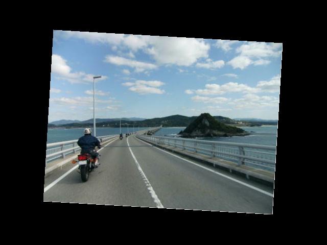 帰りの角島大橋.JPG